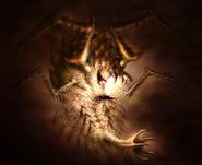 Parasite Queen Concept Art MP1