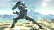 SSB Ultimate Dark Samus 'Hadouken'