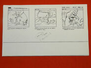 Captain N Ridley Storyboards