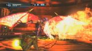 Ridley escupiendo fuego MOM
