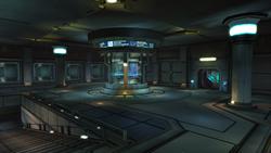 BRC operations base - upper floor