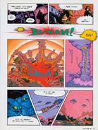 K2L Comic Explosion