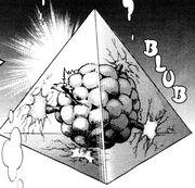 Megaroid antes de nacer