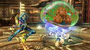 Metroid y Samus Zero SSB WiiU