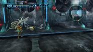 Dead Gigafraug junction in gameplay