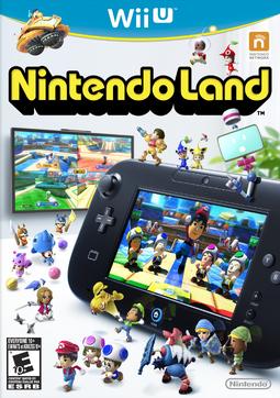 Nintendo Land portada