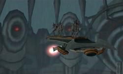 Torvus Temple Pirate Troopers Skiff