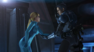 Zero Suit Samus and Adam 3