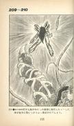 Metroid=Mutante golpeando a Samus moiaz