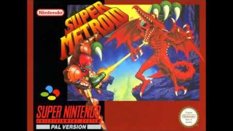 Super Metroid Music - Escape