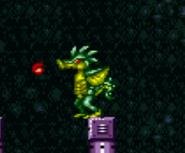 Crateria dragon