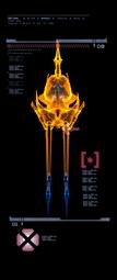 Matriz Metroid escaneo derecha mp3c