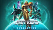 Metroidprime3corruption japanese wallpaper