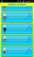 Samus Power Suit variants 2