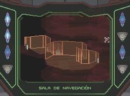 Mapa de Sala de Navegación