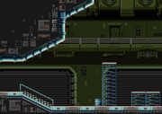 Metroid Fusion unused room