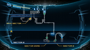 Sector Zero Access - Map