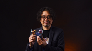 Yoshio Sakamoto y amiibos