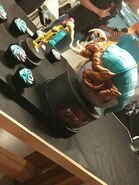 Ander Amo del Ser Alpha Metroid and Samus cake