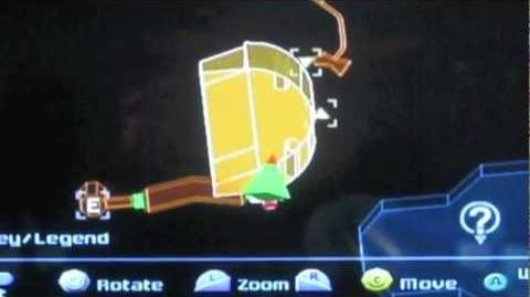Metroid prime 1 Space Pirate Glitch