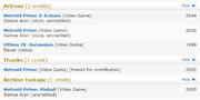 Audrey Peterson's IMDb profile