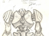 Robot Chozo Antiguo
