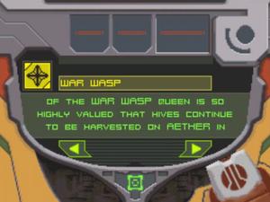 War Wasp queen