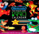 The Power Game Calendar