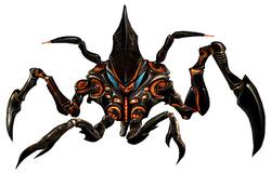 Metroid Prime (personnage) Artwork 01