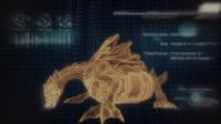 Queen Metroid Hologram MOM