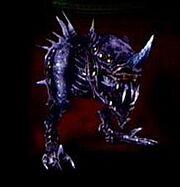 Anfisaurio Oscuro