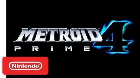 Metroid Prime 4 - Trailer de anuncio