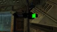 Torreta de Autodefensa verde MP