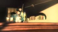 GF Commander Adam in his Desk MOM