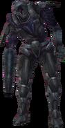 Modelo-Soldado Oscuro MP2