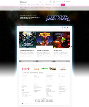 Metroid Hub
