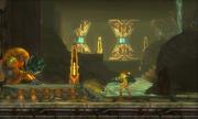 Metroid Samus Returns Arachnus Chozo Statue Item Sphere Trap (Area 2)