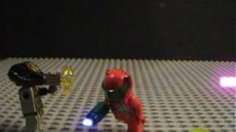 Lego Metroid