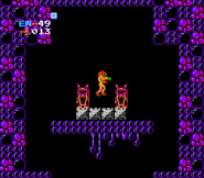 Norfair Metroid