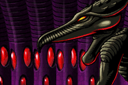 Cutscene Squinting Ridley MZM