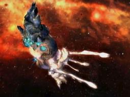 Leviathan Battleship exterior