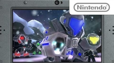 METROID PRIME FEDERATION FORCE(米国名称) E3 2015 出展映像