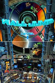 Wall Jump game