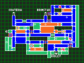 Norfair In-Game Map MZM