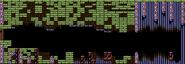 Queen's nest access - Metroid II full view