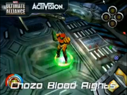 Chozo Blood Rights