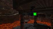 Torreta Autodefensa verde