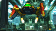 MP3 Samus Ship At Olympus