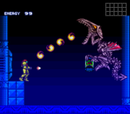 Ridley's Fire Attack SM
