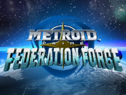 Metroid Prime Federation Force Logo 01